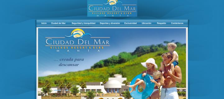 Diseño Web de Ciudad del Mar